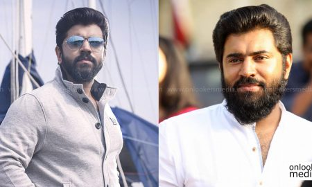 nivin pauly, nivin pauly new movie, roshan andrews, roshan andrews nivin pauly, sanjay, boby sanjay, kayamkulam kochunni, kayamkulam kochuni movie stills, gokulam gopalan, nivin pauly upcoming movie,