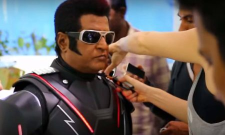 rajinikanth new movie, rajinikanth, shankar, ar rahman, 2.0 making video
