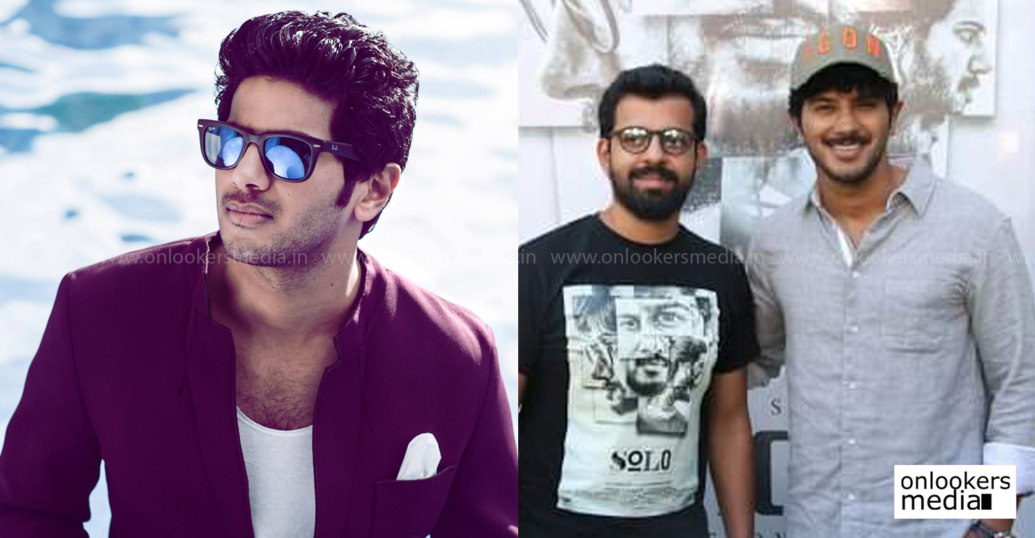 dulquer salmaan, dulquer salmaan new movie, solo, dulquer debut bollywood movie, bejoy nambiar, bejoy nambiar new movie, Sai Dhansika,bejoy nambiar dulquer salmaan,