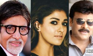nayanthara, nayanthara new movie, Uyyalawada Narasimha Reddy, chiranjeevi, amitabh bachchan, vijay sethupathy, kiccha sudeep, chiranjeevi new movie,nayanthara chiranjeevi, amitabh bachchan nayanthara,sunder reddy, sunder reddy new movie,amitabh bachchan new movie,ar rahman, ar rahman new movie,