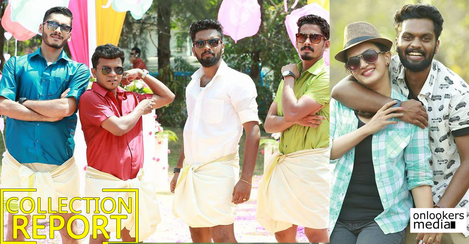 happy wedding, omar lulu, chunkzz, chunkzz movie gross collection, Vishak Nair, Balu Varghese, Ganapathi, Honey Rose, Mareena Michael, Dharmajan, Siddique ,lal, omar lulu, omar lulu new movie,