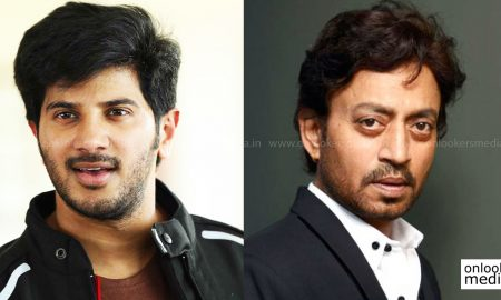dulquer salmaan, dulquer salmaan new movie, dulquer salmaan debut bollywood movie, irfan khan, irfan khan dulquer salmaan, salaam bhukaari, lalajose dulquer movie, oru bhayangara kaamukan,unni r,sukumara kurup as dulquer,irfan khan new movie,