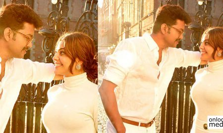 mersal, mersal movie stills, mersal movie songs, mersal movie teaser, vijay, vijay new movie, vijay atlee movie, ar rahman, ar rahman new song, nithya menon, kajal agarwal, samantha ruth prabhu, nithya menon new movie, samantha ruth prabhu new movie, kajal agrawal new movie,atlee new movie,adirindhi,kv vijayendra prasad,mersal new poster, vijay kajal agarwaal,
