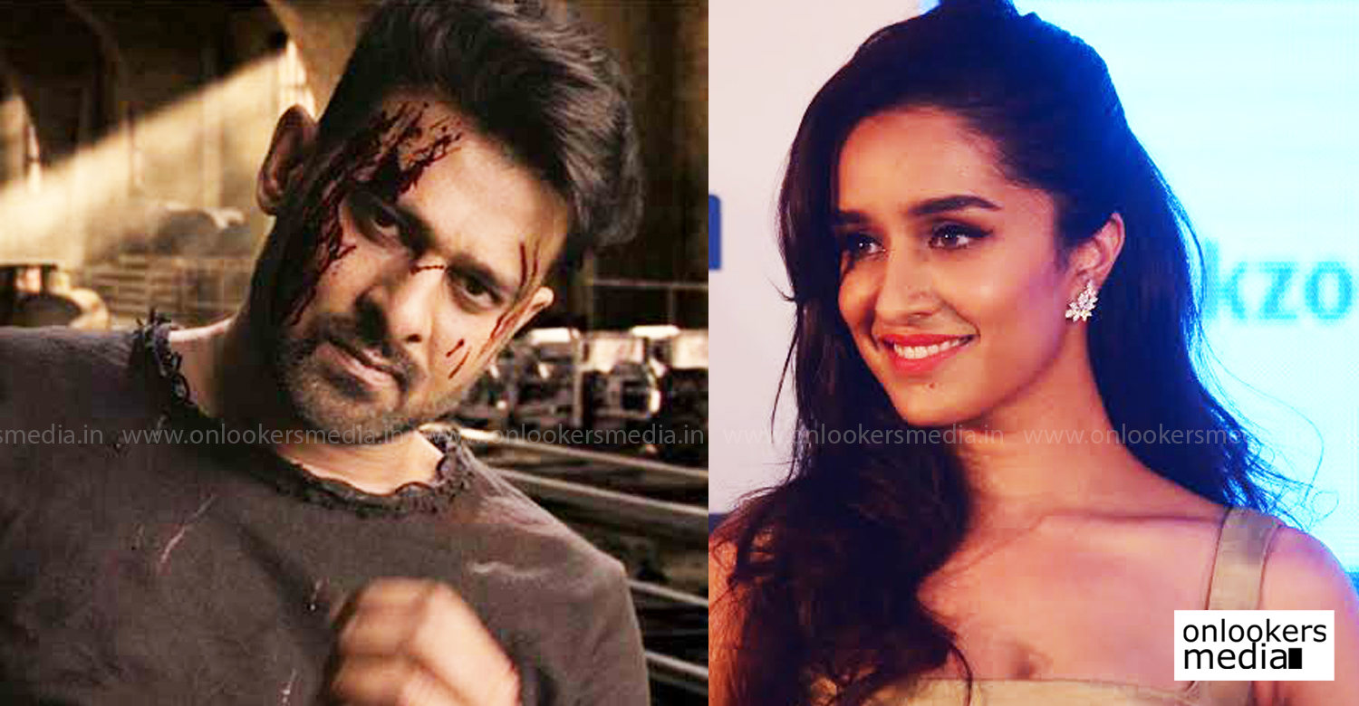 Confirmed: Shraddha Kapoor To Play Prabhas' Pair In Saaho