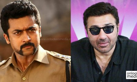 suriya,suriya new movie, sunny deol, sunny deol new movie, singam 3, singam 3 remake in hindi, ravi k chandran,