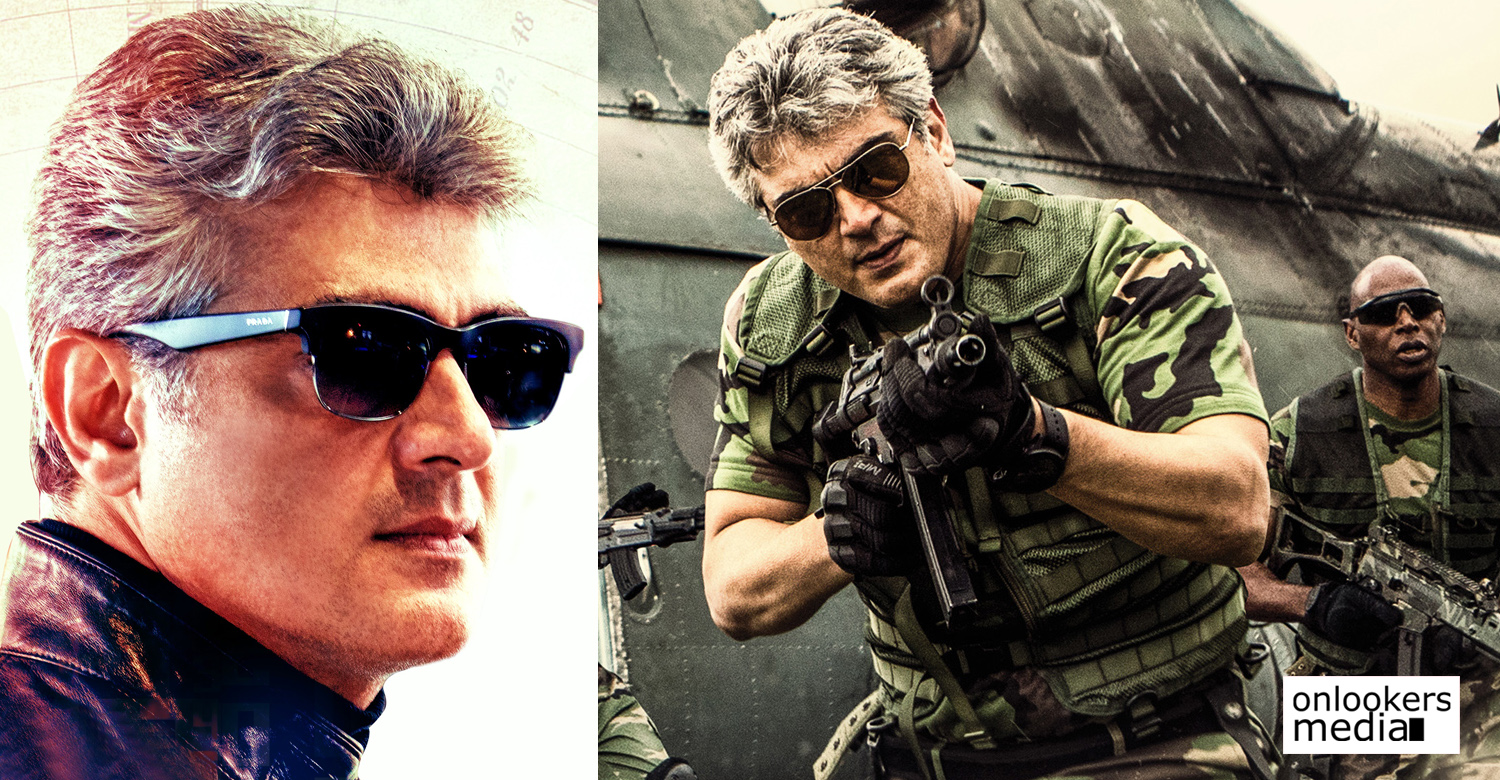 vivegam ,vivegam movie stils, ajith, ajith new movie, akshara haasan, kajal agarwaal, anirudh,vivegam release,tomichan mulakupadam, vivegam collection, vivegam 100 crore collection,