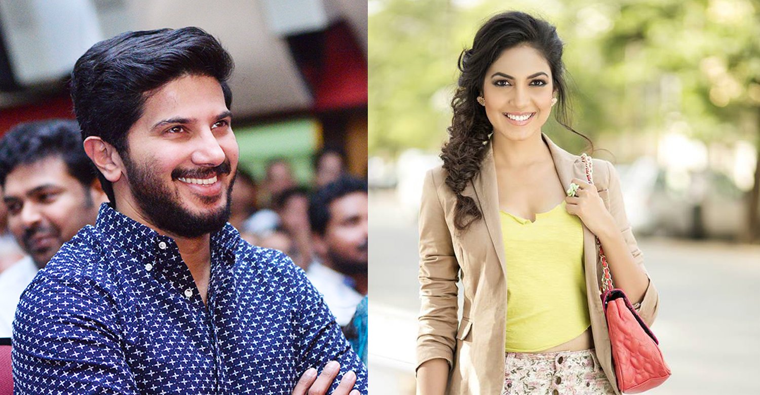 Dulquer Salmaan ,Ritu Varma , Tamil movie ,Dulquer Salmaan Tamil movie stills ,Dulquer Salmaan tamil movie heroine ,Dulquer Salmaan tamil movie name ,Dulquer Salmaan tamil movie poster , Ritu Varma new images ,Ritu Varma new movie ,Ritu Varma new movie photos
