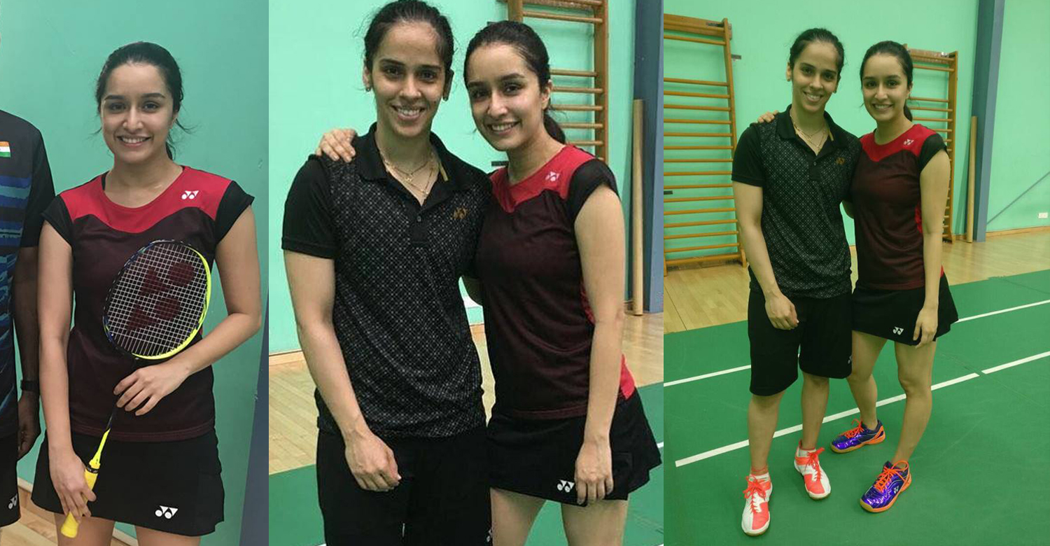Shraddha Kapoor , Saina Nehwal biopic , Shraddha Kapoor new movie ,Shraddha Kapoor new stills ,Shraddha Kapoor new movie photos ,Shraddha Kapoor new movie name ,Saina Nehwal ,Saina Nehwal photos ,Saina Nehwal images