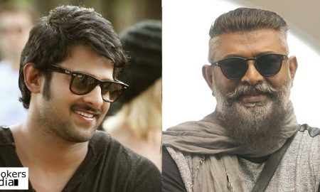 prabhas latest news, ssaho latest news, saaho movie, lal latest news, lal in saaho, lal in prabhas movie, lal upcoming movies, prabhas upcoming movie
