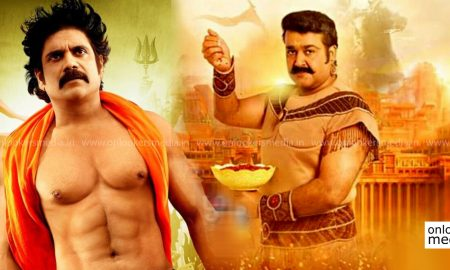 Nagarjuna ,1000 crore Mahabharata , mohanlal 1000 crore Mahabharata , mohanlal nagarjuna 1000 crore Mahabharata ,1000 crore Mahabharata malayalam movie ,1000 crore Mahabharata Dr BR Shetty movie , Dr BR Shetty , MT Vasudevan Nair movie ,MT Vasudevan Nair new movie ,VA Shrikumar movie