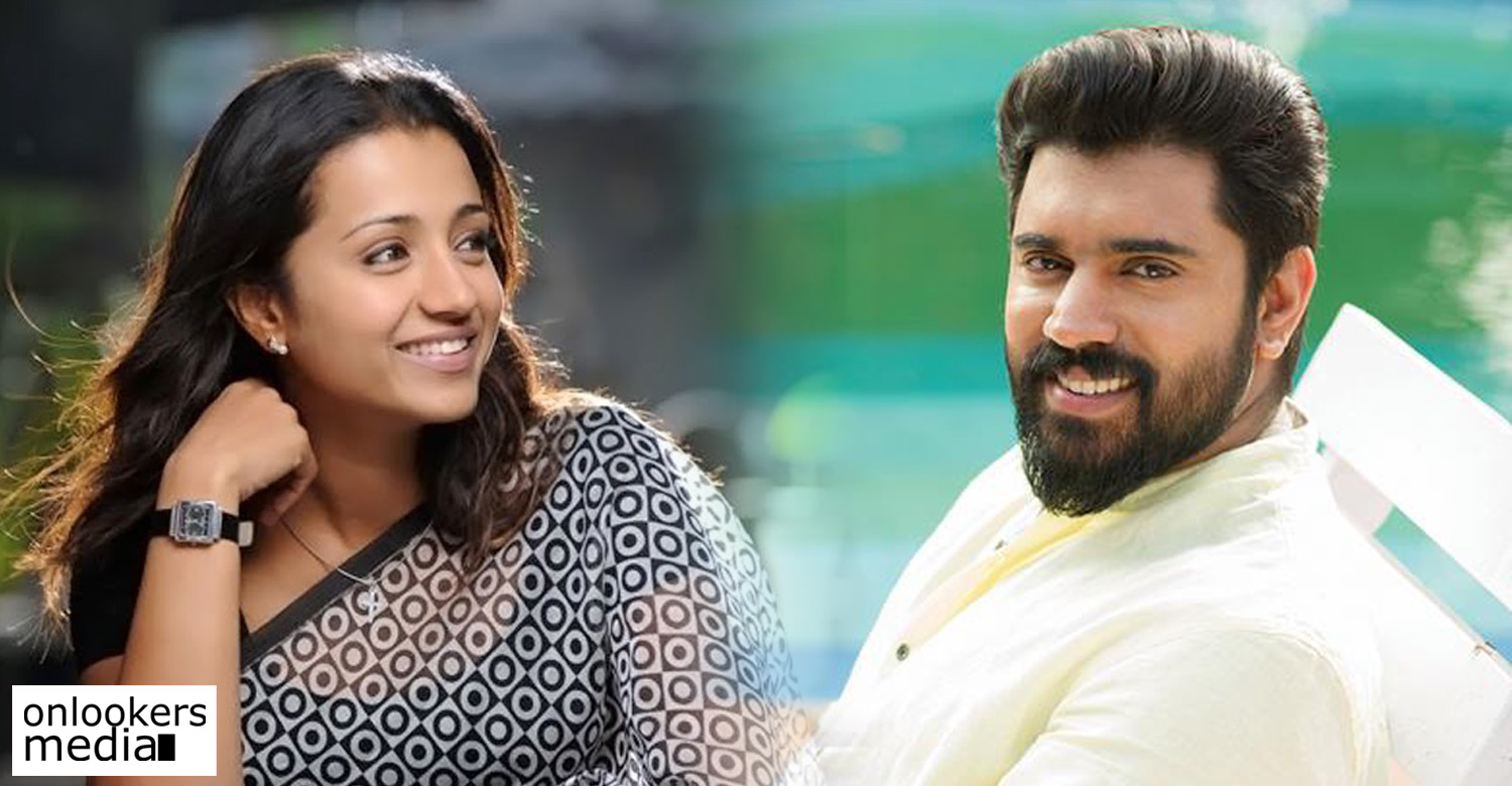 nivin pauly latest news, nivin pauly about trisha, trisha latest news, hey jude latest news, nivin pauly upcoming movie
