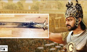 prabhas latest news, prabhas gift to vikram prabhus son, vikram prabhu latest news,