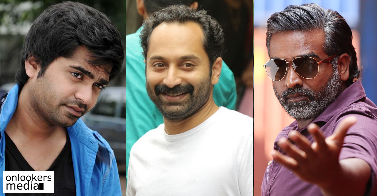 fahadh faasil upcoming movie, fahadh faasil latest news, simbu upcoming movie, simbu latest news, mani ratnam upcoming movie, vijay sethupathi upcoming movie, vijay sethupathi latest news, simbu in mani ratnam movie