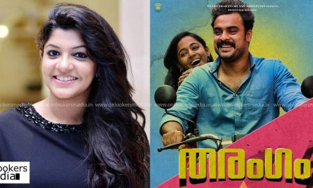 tharangam malayalam movie, tharangam movie, tovino thomas in tharangam, director dominic arun, malayalam movie 2017, dhanush malayalam movie