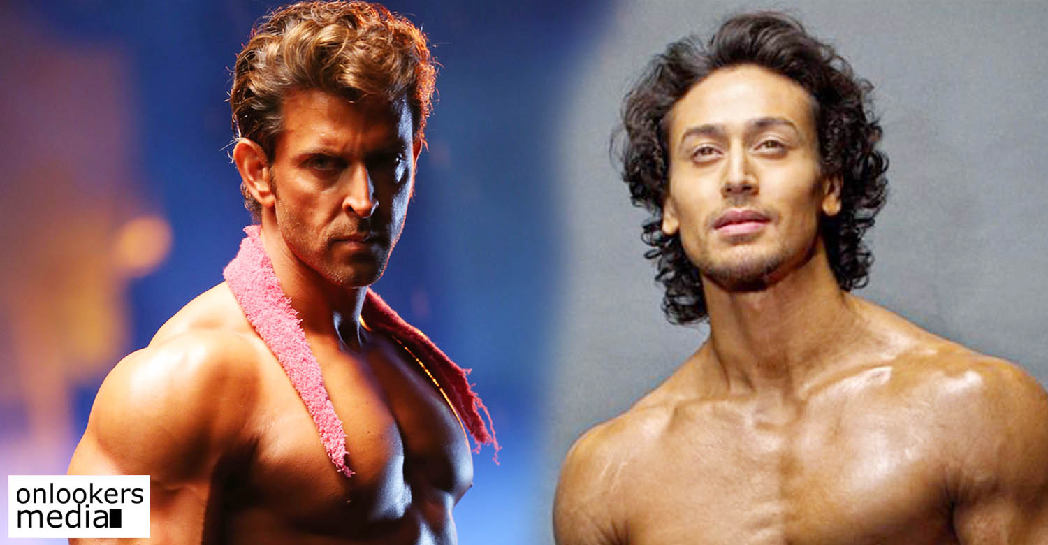 Hrithik Roshan and Tiger Shroff to face off in an action ...