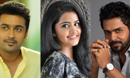 Anupama Parameswaran,Karthi,anupama parameswaran,karthi,anupama parameswaran's next movie,Anupama Parameswaran's upcoming movie,Anupama Parameswaran Karthi Movie,karthi's next movie,karthi's upcoming movie,2D Entertainment,suriya karthi new movie,