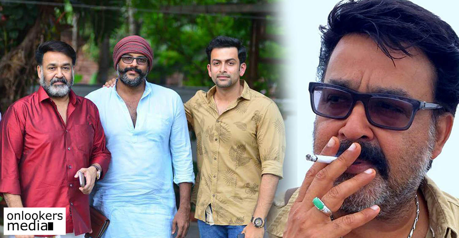 Lucifer Movie,Lucifer Shooting Date,Mohanlal Latest Movie,Mohanlal Upcoming Movie,Mohanlal Prithviraj Movie,Mohanlal Next Movie,Mohanlal's Next Project