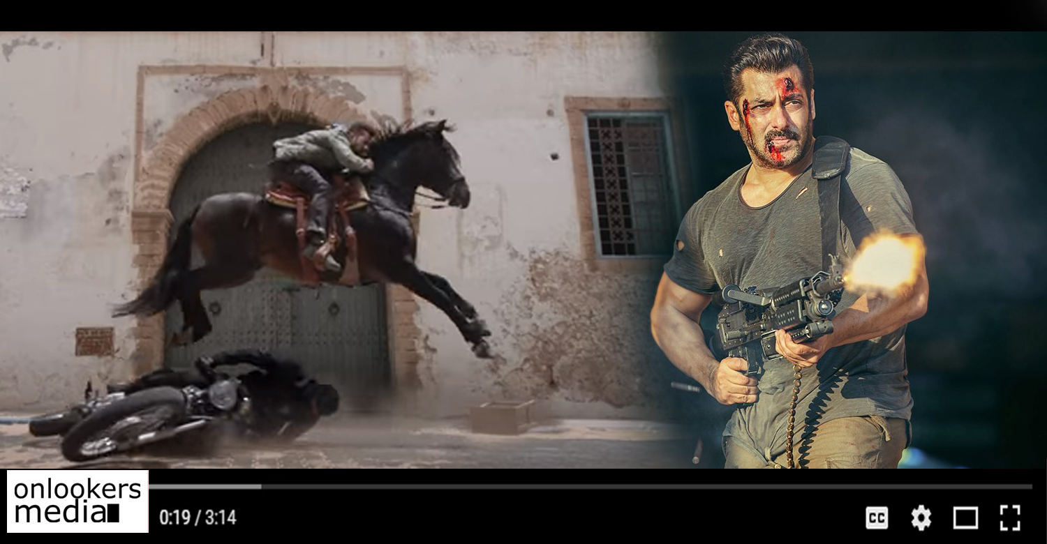 Check Out This Action-packed Trailer Of Salman Khan's
