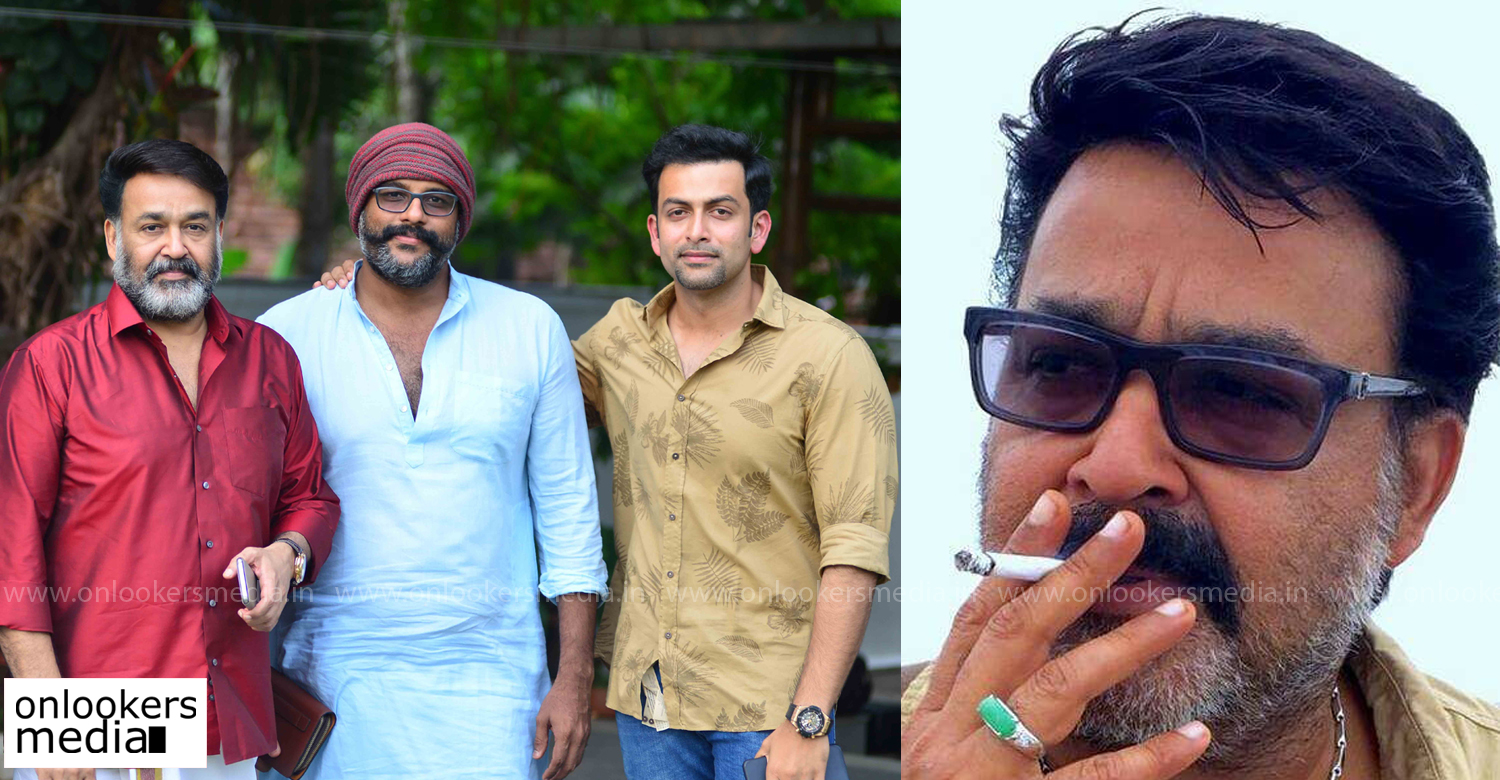 Here's the latest update on when Mohanlal-Prithviraj duo's Lucifer start rolling!