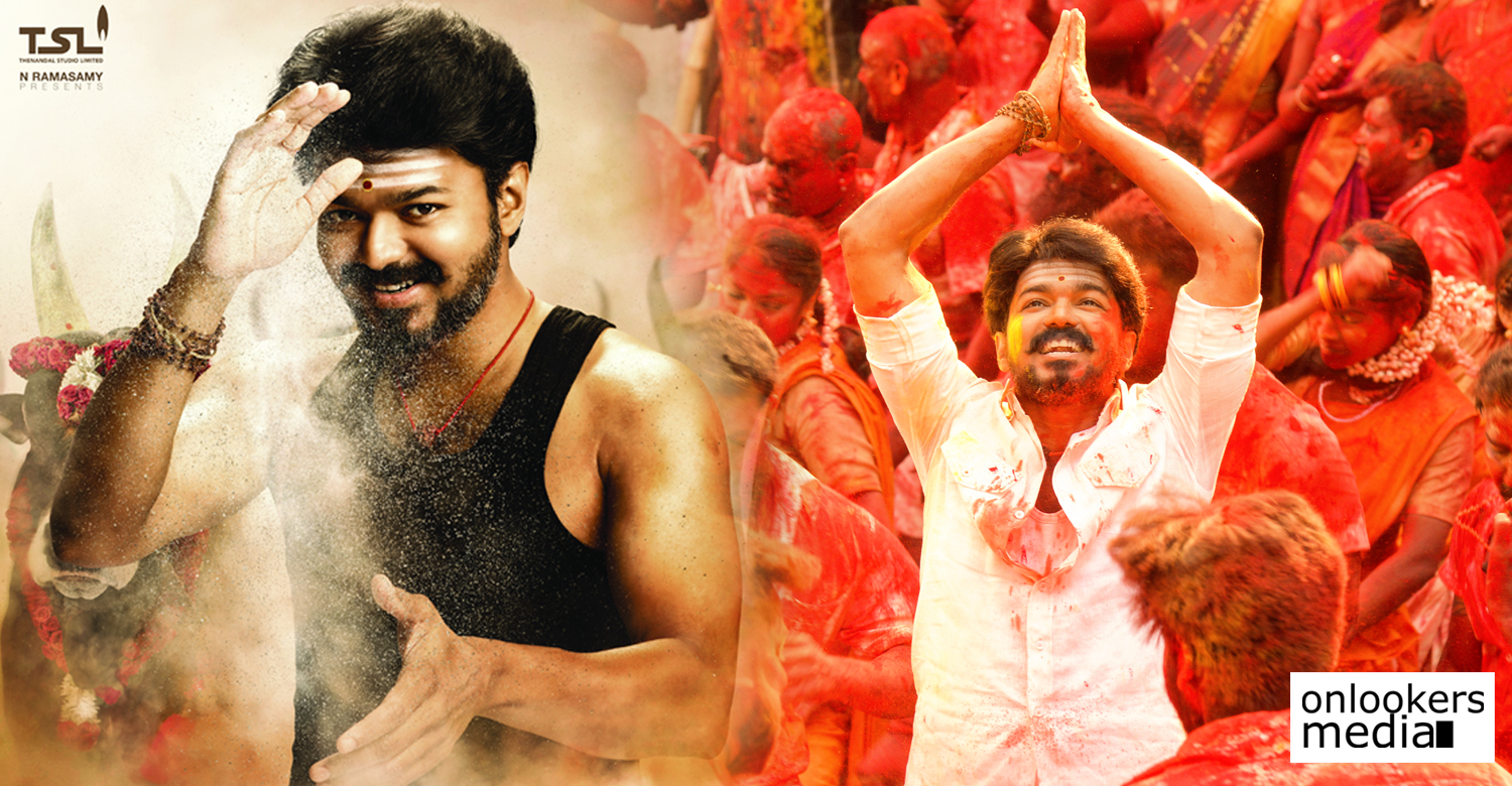 Mersal is now the highest grossing Tamil film in Kerala as