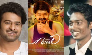 mersal latest news, atlee latest news, director atlee upcoming movie, atlee upcoming movie, atlee prabhas movie, prabhas upcoming movie, prabhas new movie, prabhas latest news