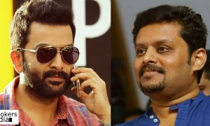 prithviraj latest news, prithviraj upcoming movie, prithviraj ranjith sankar movie, ranjith sankar upcoming movie, prithviraj upcoming movie list