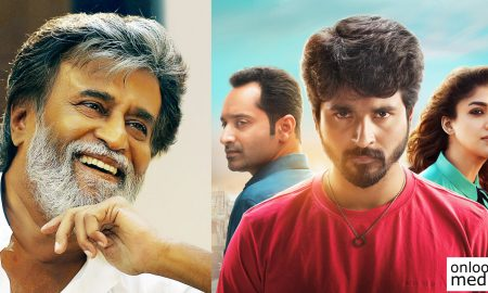 velaikkaran latest news, rajinikanth about velaikkaran, rajinikanth latest news, sivakarthikeyan latest news, nayathara latest news, mohan raja latest news, fahadh faasil latest news