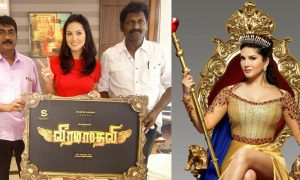 sunny leone latest news, sunny leone upcoming movie, sunny leone as queen, sunny leone telugu movie, sunny leone tamil movie, sunny leone malayalam movie, veeramadevi movie, sunny leone in veeramadevi
