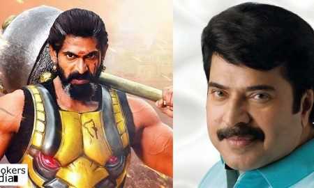 mammootty latest news, mammootty upcoming movie, mammootty Rana Daggubati movie, Rana Daggubati latest news, Rana Daggubati upcoming movie, Anizham Thirunal movie, director k madhu upcoming movie, Anizham Thirunal The King of Travancore latest news