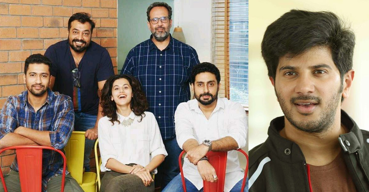 dulquer salmaan latest news, dulquer salmaan hindi movie, dulquer salmaan new movie, dulquer salmaan upcoming movie, manmarziyan latest news, manmarziyan hero, abishek bachchan replace dulquer in marmaziyan, abishek bachchan new movie, abishek bachchan upcoming movie