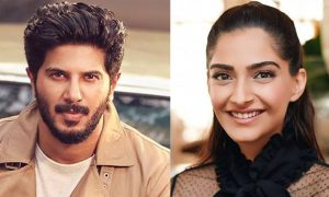 dulquer salmaan latest news, dulquer salmaan upcoming movie, dulquer salmaan hindi movie, dulquer salmaan sonam kapoor movie, sonam kapoor latest news, the zoya factor movie, dulquer salmaan upcoming movie list