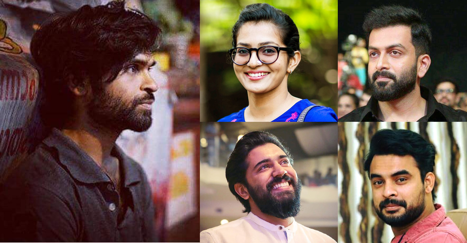 prithviraj latest news, prithviraj in support for sreejith, parvathy latest news, nivin pauly latest news, tovino thomas latest news, malayalam actors in support for sreejith, latest malayalam news
