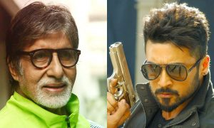 suriya latest news, suriya upcoming movie, suriya 37 latest news, amitabh bachchan in suriya 37, amitabh bachchan to act with suriya, amitabh bachchan upcoming movie