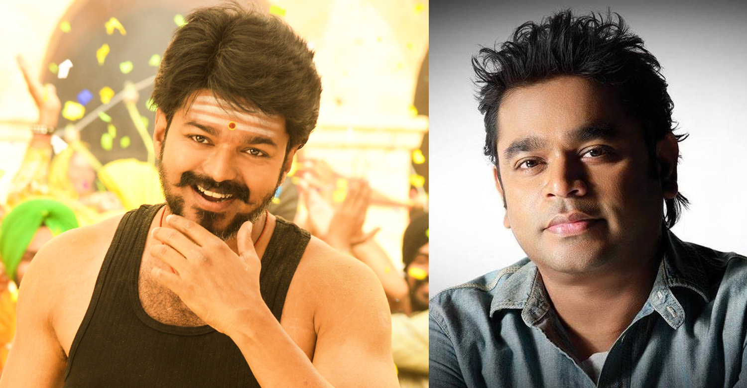 vijay latest news, a r rahman latest news, a r rahman and vijay, a r rahman thanks vijay, vijay a r rahman movie
