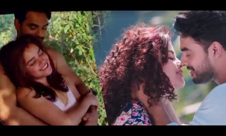 Abiyude Katha Anuvinteyum trailer , Abiyude Katha Anuvinteyum movie , Tovino thomas movies , Tovino thomas new movie trailer , Tovino thomas bilingual Abiyude Katha Anuvinteyum , Pia Bajpai , Pia Bajpai tovino thomas movie