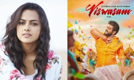 viswasam tamil movie,viswasam movie latest news,shraddha srinath,shraddha srinath's latest news,ajith,thala ajith,thala ajith's latest news,shraddha srinath's next movie,ajith shraddha srinath movie,ajith's upcoming movie,ajith's next movie,viswasam movie shooting details,director siva,ajith director siva movie,director siva latest news,shraddha srinath's upcoming movie