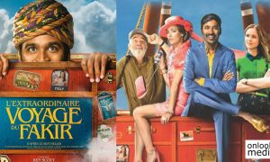 The Extraordinary Journey of the Fakir hollywood movie,The Extraordinary Journey of the Fakir movie,The Extraordinary Journey of the Fakir release date,The Extraordinary Journey of the Fakir movie latest news,The Extraordinary Journey of the Fakir dhanush debut hollywood movie,dhanush's upcoming release,dhanush movie news,The Extraordinary Journey of the Fakir dhanush movie release date,dhanush hollywood movie