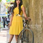 angamaly diaries actress , amrutha anna reji , actress amrutha anna reji ,amrutha anna reji make over stills ,amrutha anna reji make over shoot ,angamaly diaries actress amrutha , amrutha anna reji new look