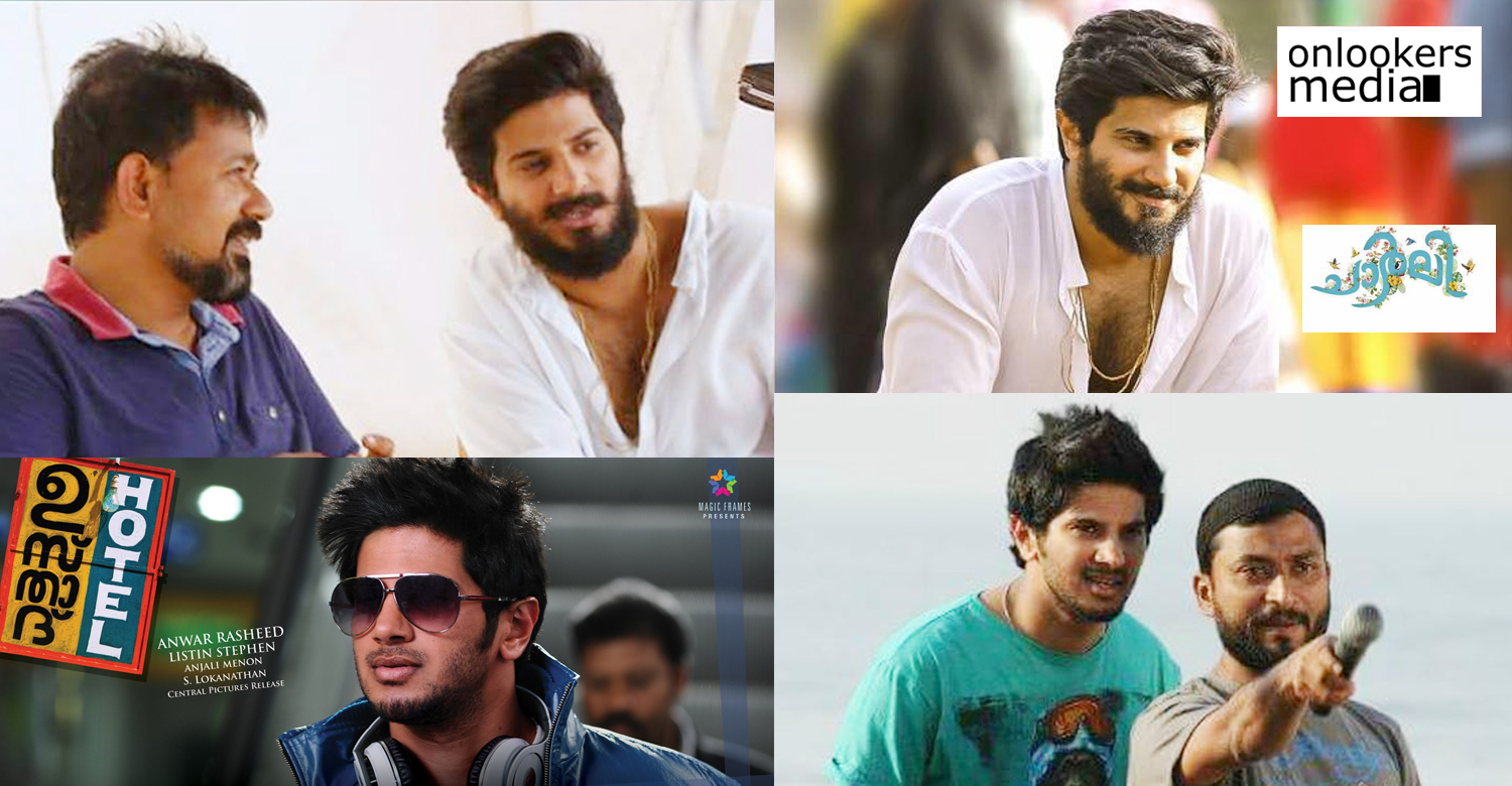 dulquer salmaan,dulquer salmaan's latest news,director anwar rasheed,anwar rasheed's latest news,dulquer salmaan about anwar rasheed,director martin prakkat,martin prakkat's latest news,dulquer salmaan about martin prakkat,ulquer Salmaan wishes Martin Prakkat and Anwar Rasheed Birthday