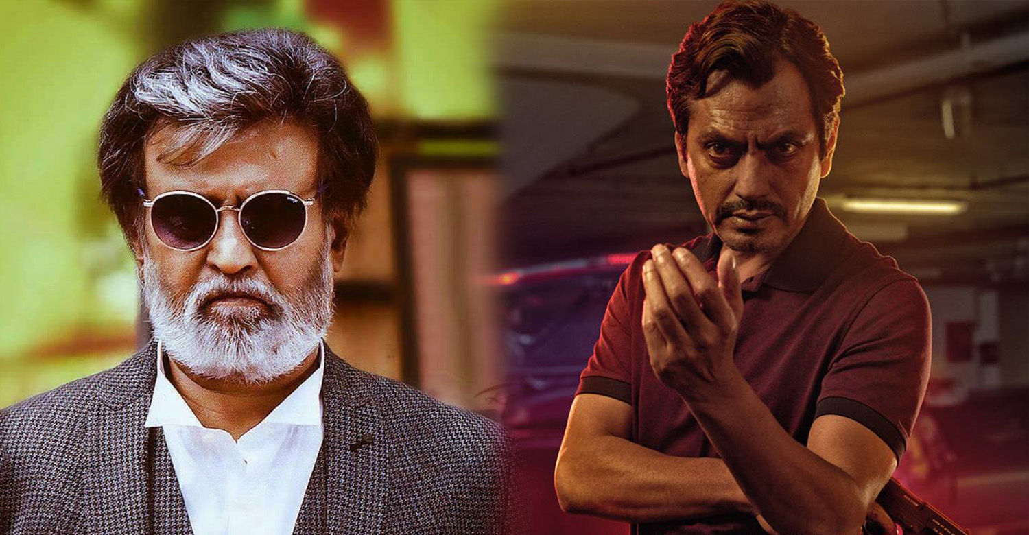 Rajinikanth , Rajinikanth new tamil movie , Rajinikanth Nawazuddin Siddiqui movie, Nawazuddin Siddiqui ,Nawazuddin Siddiqui tamil movie , Rajinikanth new photos