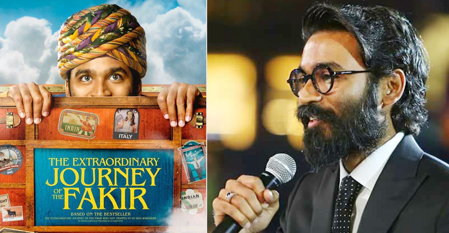 The Extraordinary Journey of the Fakir,The Extraordinary Journey of the Fakir movie news,The Extraordinary Journey of the Fakir movie latest news,The Extraordinary Journey of the Fakir dhanush's movie,dhanush's The Extraordinary Journey of the Fakir movie news,dhanush's hollywood movie The Extraordinary Journey of the Fakir