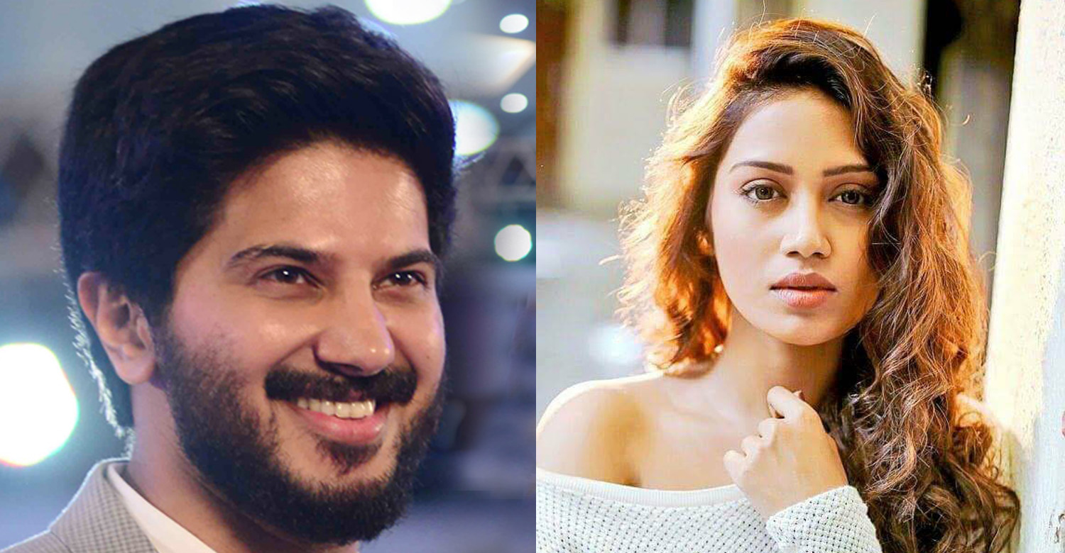 dulquer salmaan,dulquer salmaan's latest news,dulquer salmaan movie news,dulquer salmaan's next tamil movie news,dulquer salmaan's upcoming tamil movie news,actress nivetha pethuraj,nivetha pethuraj's latest news,nivatha pethuraj in dulquer salmaan's upcoming tamil movie,dulquer salmaan nivetha pethuraj movie,nivetha pethuraj's next movie,dulquer salmaan nivetha pethuraj in Ra Karthik's movie
