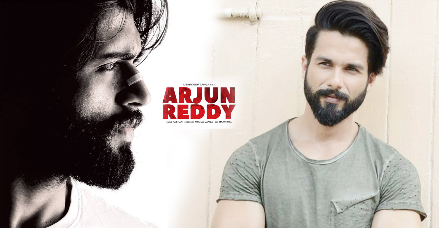 shahid kapoor,shahid kapoor's latest nes,shahid kapoor's movie news,shahid kapoor in arjun reddy's hindi remake,arjun reddy movie hindi remake,telugu movie arjun reddy's hindi remake news,shahid kapoor's next movie,shahid kapoor's upcoming movie news