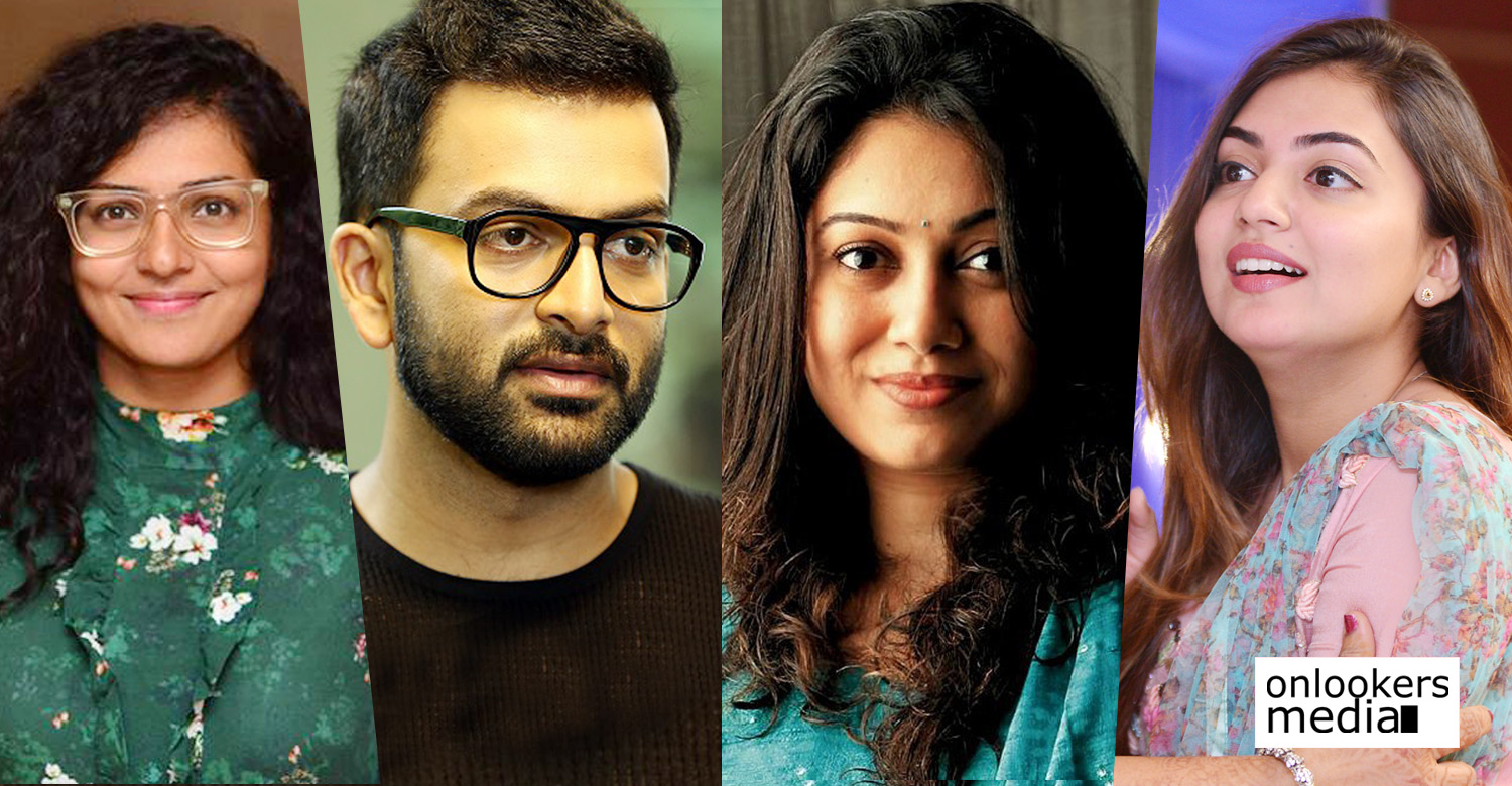 anjali menon,anjali menon's movie news,anjali menon's next movie,anjali menon prithviraj nazriya parvathy's movie,anjali menon prithviraj movie,anjali menon nazriya movie,anjali menon parvathy movie,anjali menon's upcoming movie