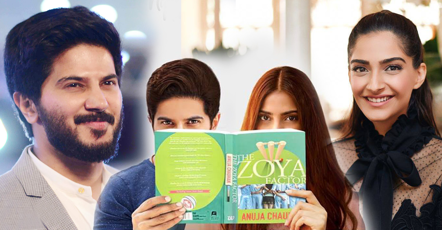 sonam kapoor,sonam kapoor's latest news,sonam kapoor's movie news,sonam kapoor about dulquer salmaan,sonam kapoor dulquer salmaan news,zoya factor,zoya factor new hindi movie,zoya factor dulquer salmaan's movie,zoya factor movie news,dulquer salmaan,dulquer salmaan's latest news,dulquer salmaan's movie news