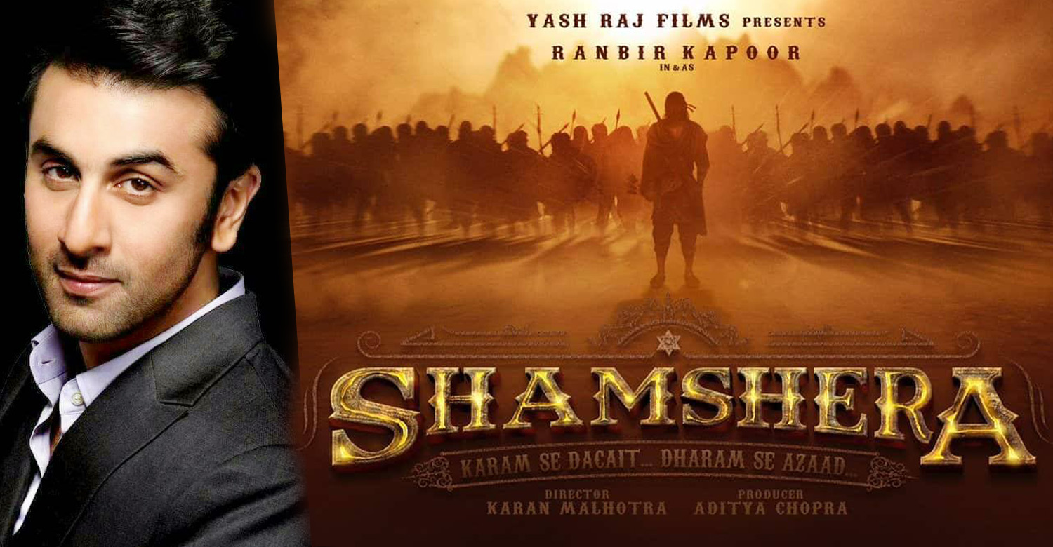 Shamshera,Shamshera movie,Shamshera hindi movie,Shamshera ranbir kapoor's new movie,Shamshera yash raj film's new movie,Shamshera movie news,Shamshera hindi movie latest news,ranbir kapoor's upcoming movie