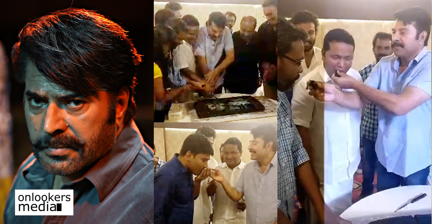 abrahaminte santhathikal,abrahaminte santhathikal movie news,abrahaminte santhathikal mammootty's new movie,abrahaminte santhathikal success celebration stills,abrahamintes santhathikal success celebration video