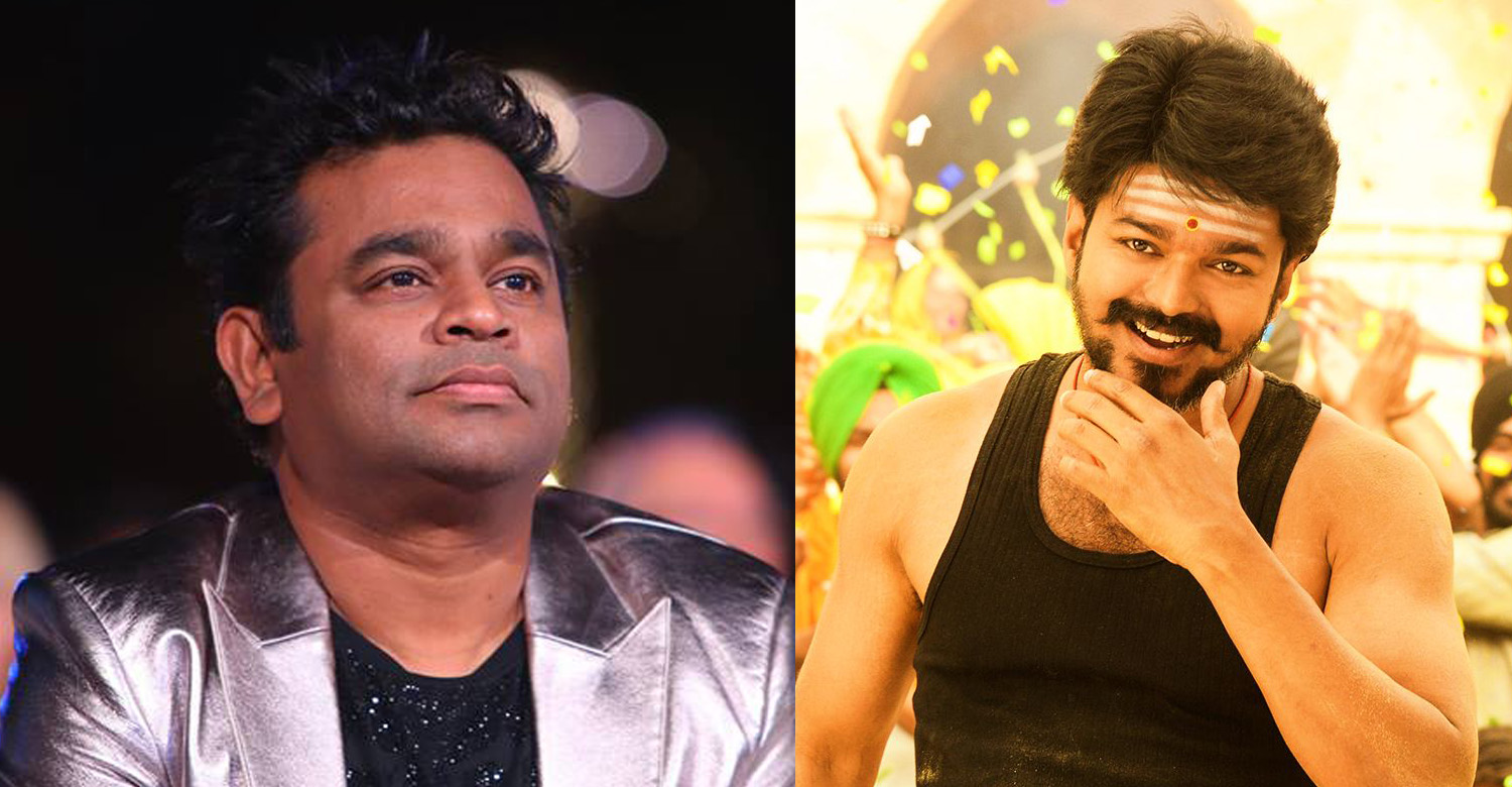 ar rahman,ar rahman's latest news,music director ar rahman,65'th jio filmfare awards south 2018 best music director,ar rahman 2018 filmfare award,ara rahman wins 32nd filmfare award for mersal movie,mersal movie latest news,ar rahman's recent news