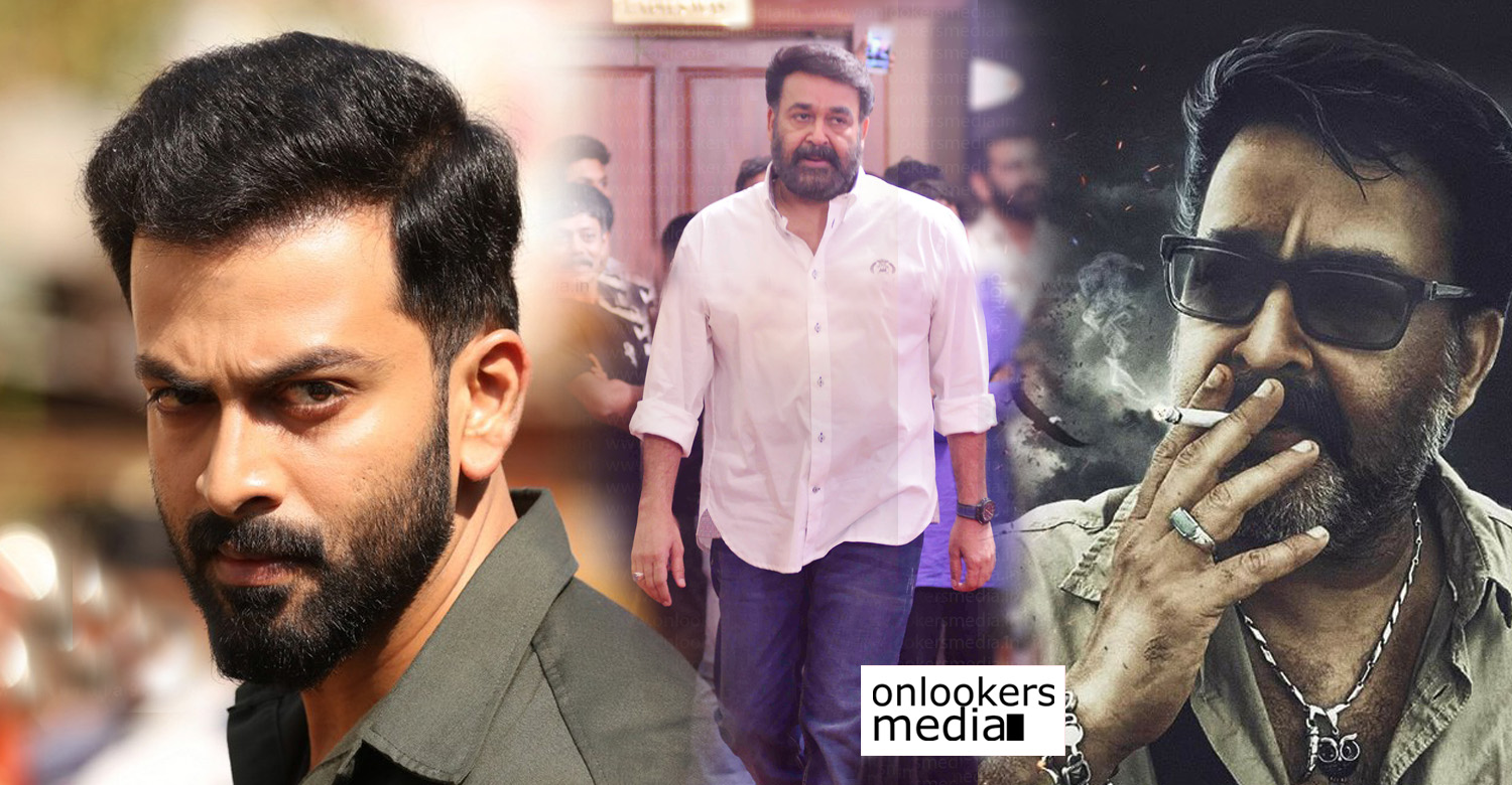 lucifer,lucifer movie,lucifer malayalam movie,lucifer mohanlal prithviraj movie,prithviraj,prithviraj's latest news,prithviraj's movie news,prithviraj about lucifer movie,prithviraj about mohanlal's character