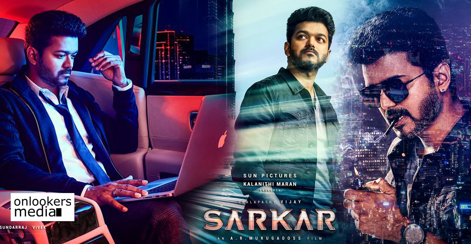 sarkar,sarkar tamil movie,sarkar movie news,sarkar movie latest news,sarkar tamil movie news,sarkar tamil movie latest news,sarkar movie latest report,vijay,thalapathy vijay,thalapathy vijay's latest news,thalapathy vijay's sarkar movie news,vijay's sarkar movie latest report,sarkar movie poster,vijay's sarkar movie poster,Sarkar Vijay's introduction song to be shot in Las Vegas